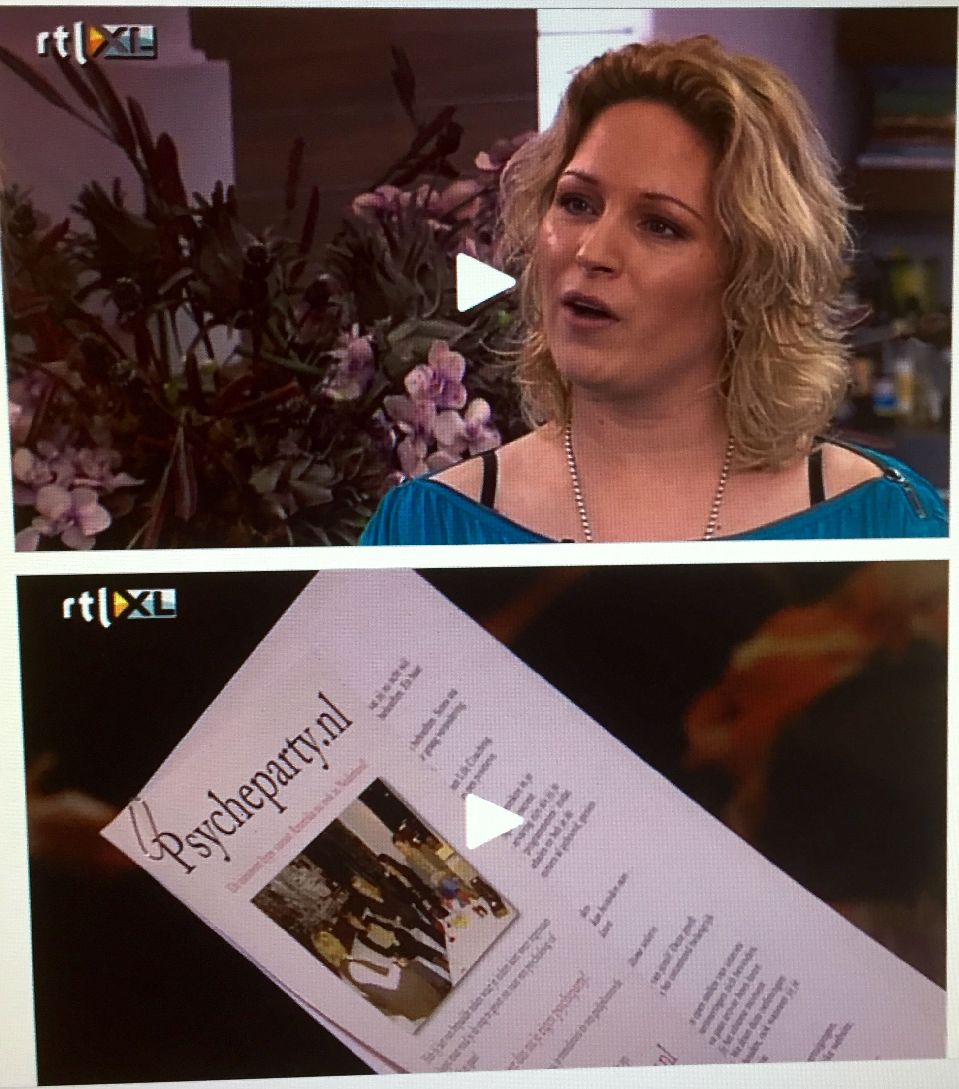 Tamara bij Koffietijd, Editie NL, Margriet, Vriendin, Grazia, Viva, Libelle Balance, Santé, Trouw, Parool, AD, Telegraaf VROUW, Flair, VIVA 400 en Q-music met haar Psycheparty's!